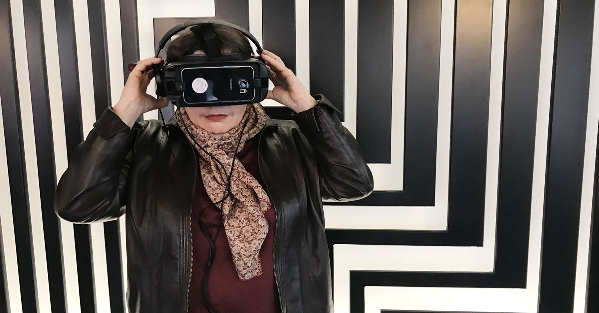 LAVAL - virtual reality beurs