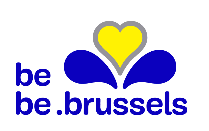 logo be.brussels