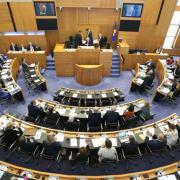 Parlement bruxellois - Région de Bruxelles-Capitale - phot de l'assemblée