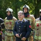 herdenkingsplechtigheid brand in de Innovation - 22 mei 2017