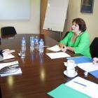 Londens seminarie voor de financiële sector - Cécile Jodogne op economische missie