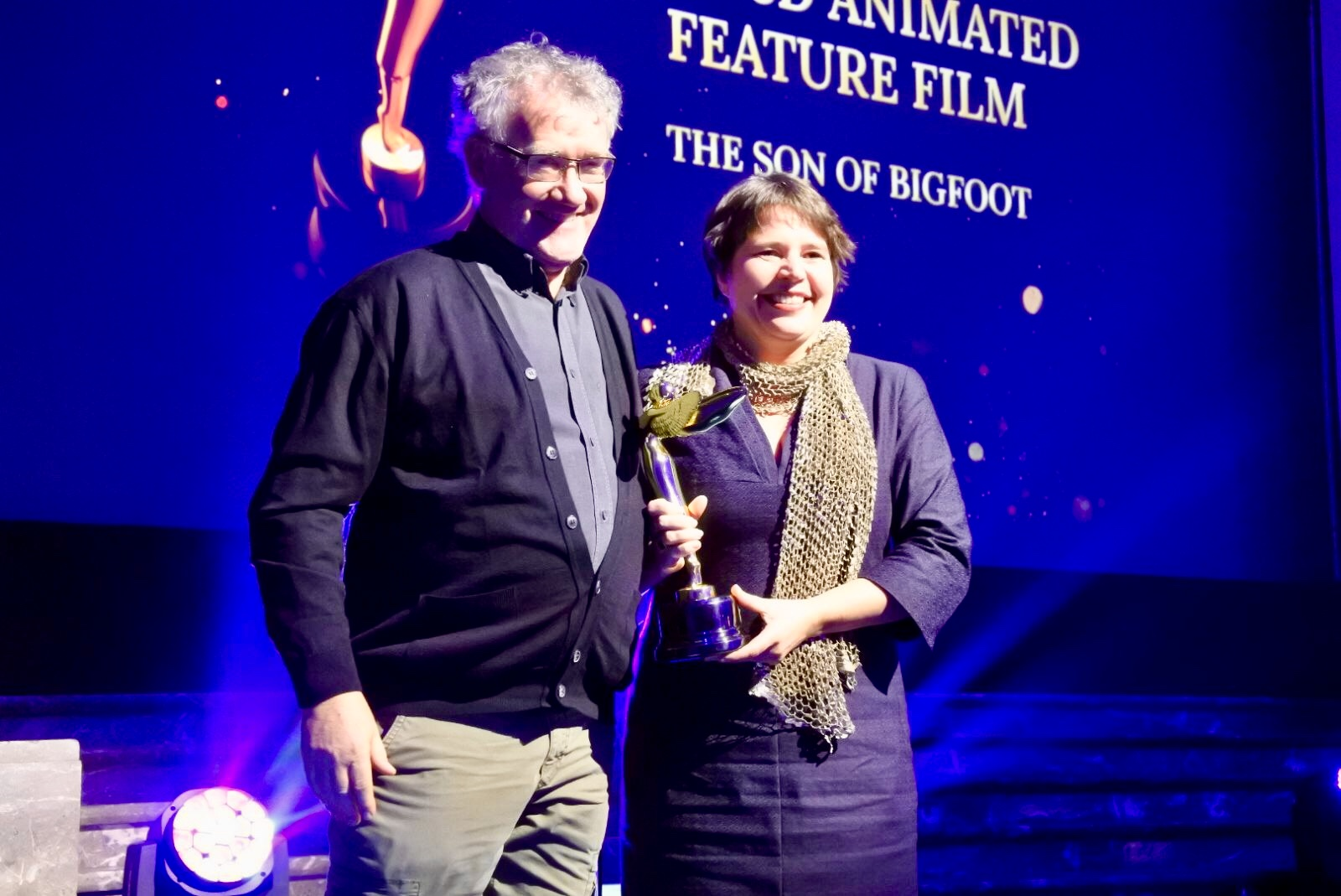 3D Animated Feature Award Stereopsia