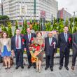 Premier jour des Brussels Days au Japon : Nagoya