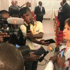 Mission Princière en Côte d'Ivoire - Interview avec RTI