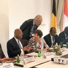 Mission Princière en Côte d'Ivoire - Forum infrastructures