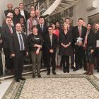Mission économique en Tunisie, toute la déléguation.