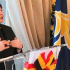 Mission économique en Tunisie, discours de la secrétaire d'Etat au Commerce extérieur lors de la séance inaugurale